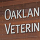 Oakland Zoo Veterinary Hospital Main Entrance